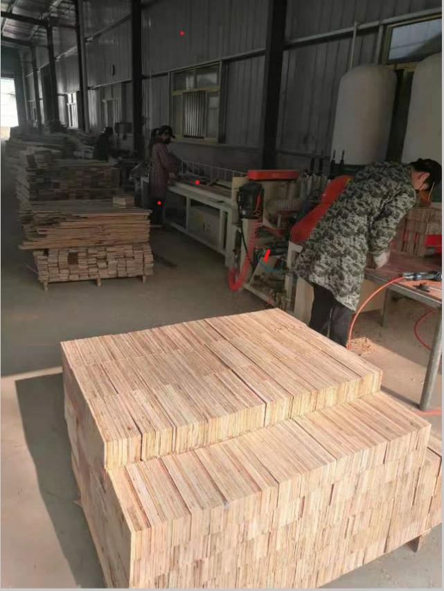 六安胶合板木墩