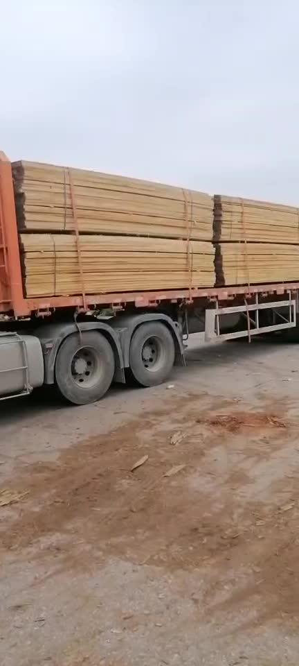 桦木胶合板发货一车-胶合板视频